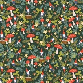 Woodland Gnomes (Small)