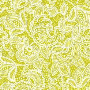 lace // citron
