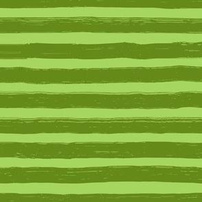 Bristle Stripes - Avocado