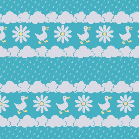 Rnice_day_for_ducks_-_turquoise_shop_preview