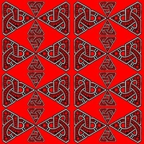 RED Norse Axe inspired pattern