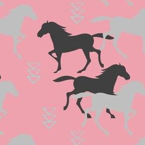wild_horses_silver