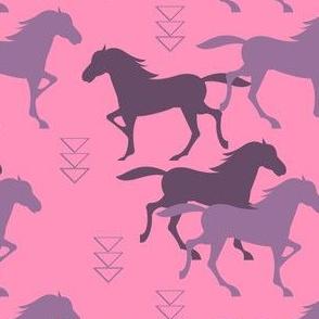 wild_horses_purps