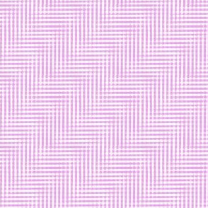 glitchy pink plaid