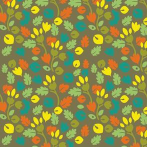 Perky Florals
