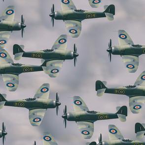 Propeller Planes