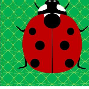 Ladybug_Pillow