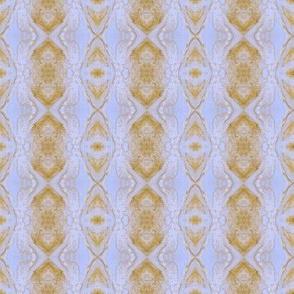 Erosion (Violet & Gold)