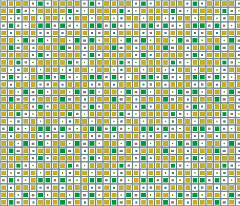 mid century squares 5 fabric by kheckart on Spoonflower - custom fabric