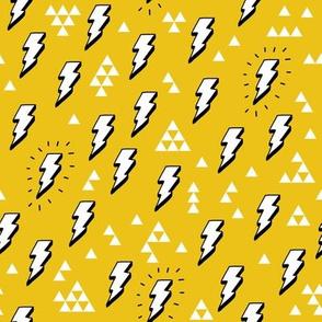 doodle lightning