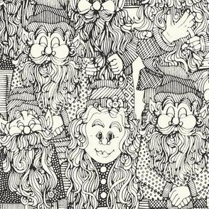 Gnomes mono
