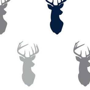 multi buck || greys and navy