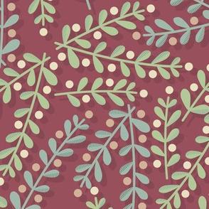 Merry  for Mistletoe