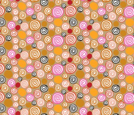 SCROLL_GIFTWRAP_2D_SF_150BFF fabric by kirstenkatz on Spoonflower - custom fabric