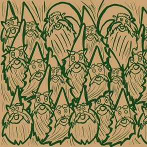Bearded Gnomes