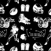 American Football - Black