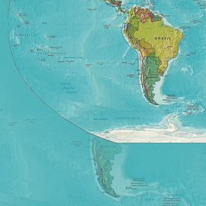Modern Map