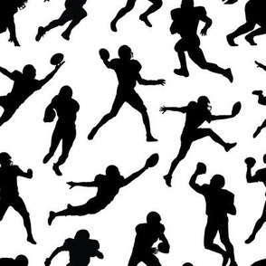 Football Players // Small