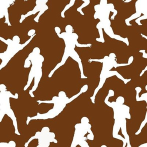 Football Players - Brown // Small