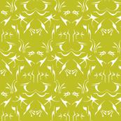BEACH SHACK Chartreuse