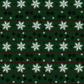Snowflake Fairisle