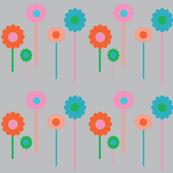 daisies grey