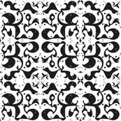 FRONT PORCH Black & White