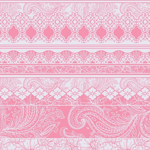 Perry Paisley - Pink
