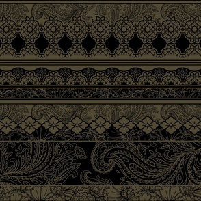 Perry Paisley - Black