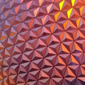 Kaleidoscope ball
