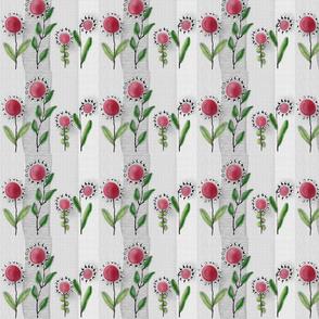 Flower&Stripes