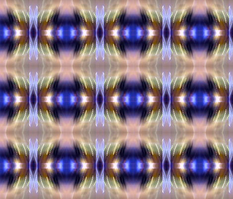 city_aurora fabric by cocoadesignlife_antleeli on Spoonflower - custom fabric