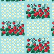 Rspoonflower_strawberry_daisies_bigger_shop_thumb