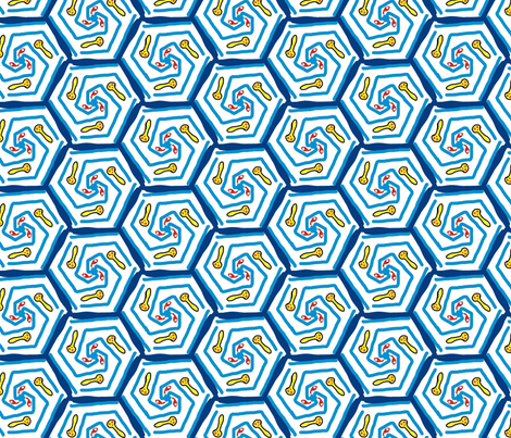 AF6A8FD6-1EDB-4C94-A8EA-C3FE136FCEB4 fabric by zimpenfish on Spoonflower - custom fabric