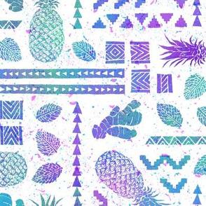 Pineapple Ginger Mint [multi]