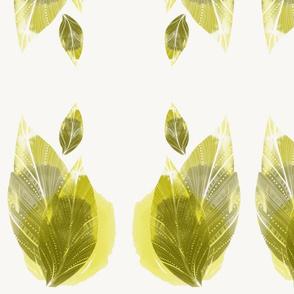 Leaves x3