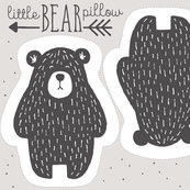 Little Bear Pillow