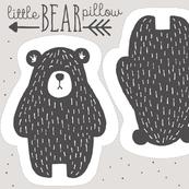 Little Bear Pillow