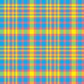 Pansexual Plaid