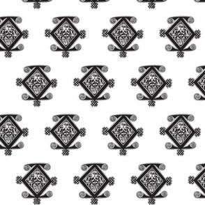 Celtic Medieval Diamond