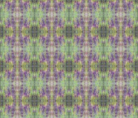 Green Purple Plaid fabric by flowerchildtrends on Spoonflower - custom fabric