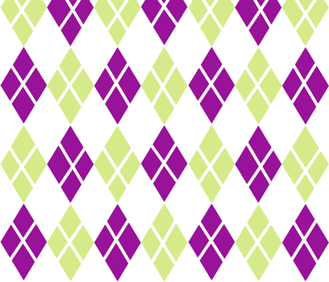 The Joker is a Hipster fabric by luciajade on Spoonflower - custom fabric
