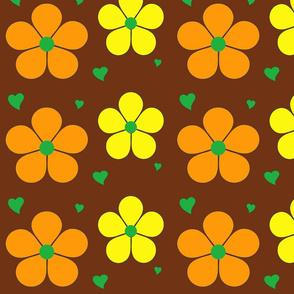 Daisy flower power-ch-ch