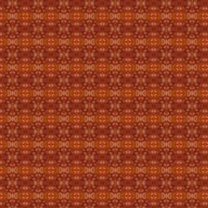 Burnt Orange Maze