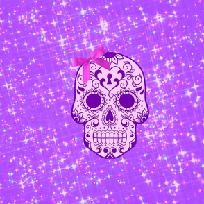 Sugar Skull Sparkle