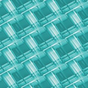 metallic mint