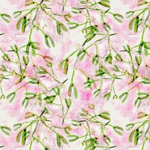 mistletoe pink