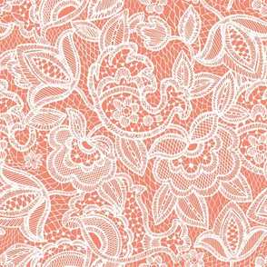 lace // pantone 48-5
