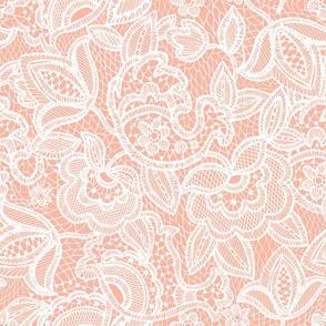 lace // pantone 48-3