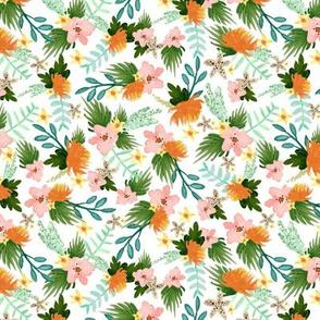 Coastline Floral (Small)